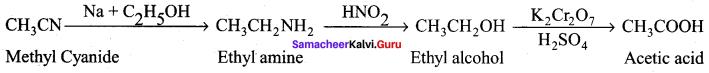 Samacheer Kalvi 12th Chemistry Solutions Chapter 13 Organic Nitrogen Compounds-239
