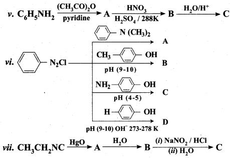 Samacheer Kalvi 12th Chemistry Solutions Chapter 13 Organic Nitrogen Compounds-44