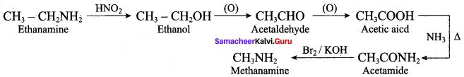 Samacheer Kalvi 12th Chemistry Solutions Chapter 13 Organic Nitrogen Compounds-152