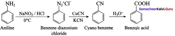 Samacheer Kalvi 12th Chemistry Solutions Chapter 13 Organic Nitrogen Compounds-153