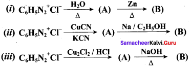 Samacheer Kalvi 12th Chemistry Solutions Chapter 13 Organic Nitrogen Compounds-154