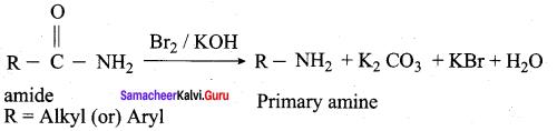 Samacheer Kalvi 12th Chemistry Solutions Chapter 13 Organic Nitrogen Compounds-49