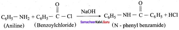 Samacheer Kalvi 12th Chemistry Solutions Chapter 13 Organic Nitrogen Compounds-52