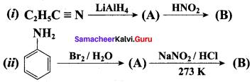 Samacheer Kalvi 12th Chemistry Solutions Chapter 13 Organic Nitrogen Compounds-160