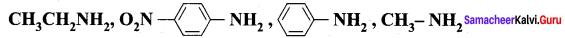 Samacheer Kalvi 12th Chemistry Solutions Chapter 13 Organic Nitrogen Compounds-67