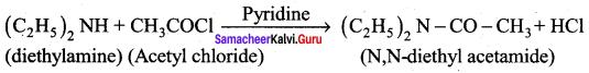 Samacheer Kalvi 12th Chemistry Solutions Chapter 13 Organic Nitrogen Compounds-75