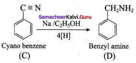 Samacheer Kalvi 12th Chemistry Solutions Chapter 13 Organic Nitrogen Compounds-181