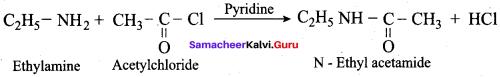 Samacheer Kalvi 12th Chemistry Solutions Chapter 13 Organic Nitrogen Compounds-277