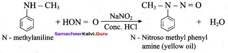 Samacheer Kalvi 12th Chemistry Solutions Chapter 13 Organic Nitrogen Compounds-273