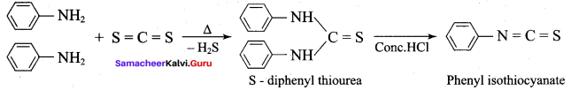 Samacheer Kalvi 12th Chemistry Solutions Chapter 13 Organic Nitrogen Compounds-281