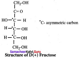 Samacheer Kalvi 12th Chemistry Solutions Chapter 14 Biomolecules-70