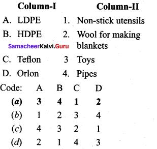 Samacheer Kalvi 12th Chemistry Solutions Chapter 15 Chemistry in Everyday Life-24
