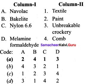 Samacheer Kalvi 12th Chemistry Solutions Chapter 15 Chemistry in Everyday Life-26