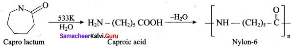 Samacheer Kalvi 12th Chemistry Solutions Chapter 15 Chemistry in Everyday Life-54