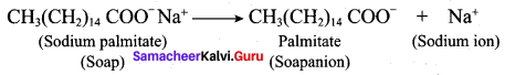 Samacheer Kalvi 12th Chemistry Solutions Chapter 15 Chemistry in Everyday Life-7