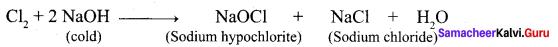 Samacheer Kalvi Guru 12th Chemistry Solutions Chapter 3 P-Block Elements - II