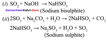 Samacheer Kalvi 12th Chemistry Solutions Chapter 3 p-Block Elements - II img-26