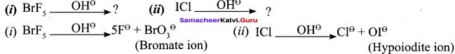 Samacheer Kalvi 12th Chemistry Solutions Chapter 3 p-Block Elements - II img-33