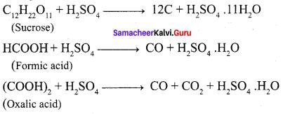 Samacheerkalvi.Guru 12th Chemistry Solutions Chapter 3 P-Block Elements - II