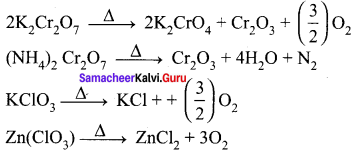 12th Chemistry Unit 4 Book Back Answers Transition And Inner Transition Elements Samacheer Kalvi