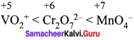 12th Chemistry Chapter 4 Book Back Answers Transition And Inner Transition Elements Samacheer Kalvi
