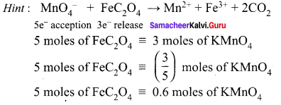 12th Chemistry Chapter 4 Transition And Inner Transition Elements Samacheer Kalvi