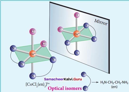 Samacheer Kalvi 12th Chemistry Solutions Chapter 5 Coordination Chemistry-15