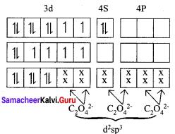 Samacheer Kalvi 12th Chemistry Solutions Chapter 5 Coordination Chemistry-20