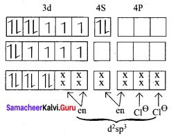Samacheer Kalvi 12th Chemistry Solutions Chapter 5 Coordination Chemistry-32