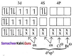 Samacheer Kalvi 12th Chemistry Solutions Chapter 5 Coordination Chemistry-33