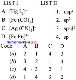 Samacheer Kalvi 12th Chemistry Solutions Chapter 5 Coordination Chemistry-38