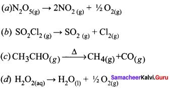 Samacheer Kalvi 12th Chemistry Solutions Chapter 7 Chemical Kinetics-121