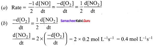 Samacheer Kalvi 12th Chemistry Solutions Chapter 7 Chemical Kinetics-108