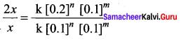 Samacheer Kalvi 12th Chemistry Solutions Chapter 7 Chemical Kinetics-16