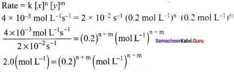 Samacheer Kalvi 12th Chemistry Solutions Chapter 7 Chemical Kinetics-109