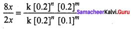 Samacheer Kalvi 12th Chemistry Solutions Chapter 7 Chemical Kinetics-17