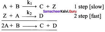 Samacheer Kalvi 12th Chemistry Solutions Chapter 7 Chemical Kinetics-30