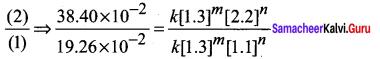 Samacheer Kalvi 12th Chemistry Solutions Chapter 7 Chemical Kinetics-77