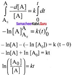Samacheer Kalvi 12th Chemistry Solutions Chapter 7 Chemical Kinetics-79