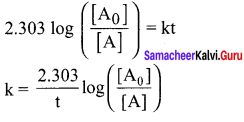 Samacheer Kalvi 12th Chemistry Solutions Chapter 7 Chemical Kinetics-80