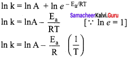 Samacheer Kalvi 12th Chemistry Solutions Chapter 7 Chemical Kinetics-83