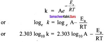Samacheer Kalvi 12th Chemistry Solutions Chapter 7 Chemical Kinetics-93