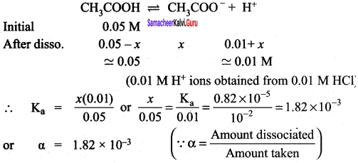 Samacheer Kalvi 12th Chemistry Solutions Chapter 8 Ionic Equilibrium-153
