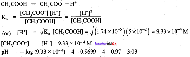 Samacheer Kalvi 12th Chemistry Solutions Chapter 8 Ionic Equilibrium-156