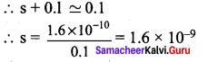 Samacheer Kalvi Class 12 Chemistry Solutions Chapter 8 Ionic Equilibrium