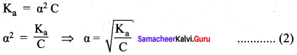 Samacheer Kalvi 12th Chemistry Solutions Chapter 8 Ionic Equilibrium-34