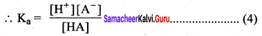 Samacheer Kalvi 12th Chemistry Solutions Chapter 8 Ionic Equilibrium-129