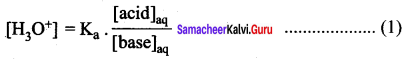 Samacheer Kalvi 12th Chemistry Solutions Chapter 8 Ionic Equilibrium-138