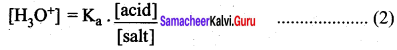 Samacheer Kalvi 12th Chemistry Solutions Chapter 8 Ionic Equilibrium-139