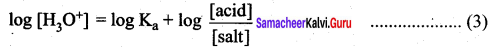 Samacheer Kalvi 12th Chemistry Solutions Chapter 8 Ionic Equilibrium-140